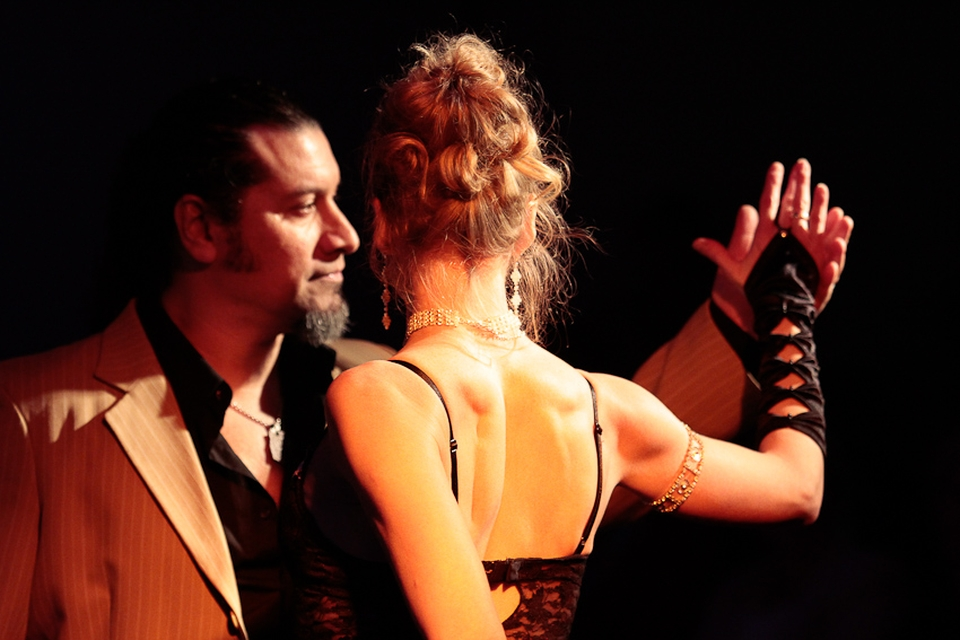 Marcelo Almiron Tango Classes, Bath