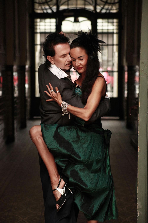 Monika & Ryszard Argentine tango dancers